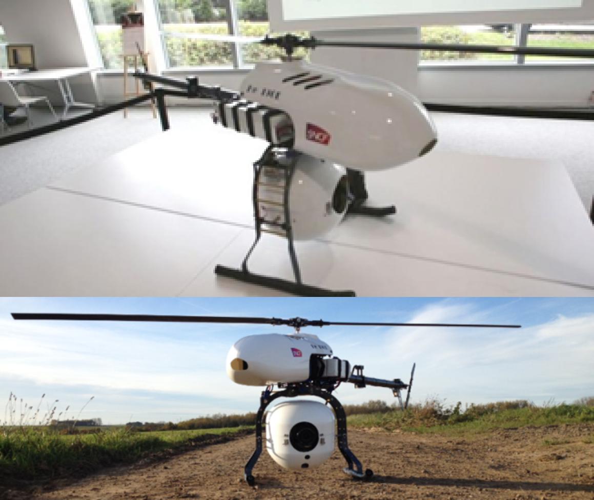 Drone Helipse HE190 Altametris