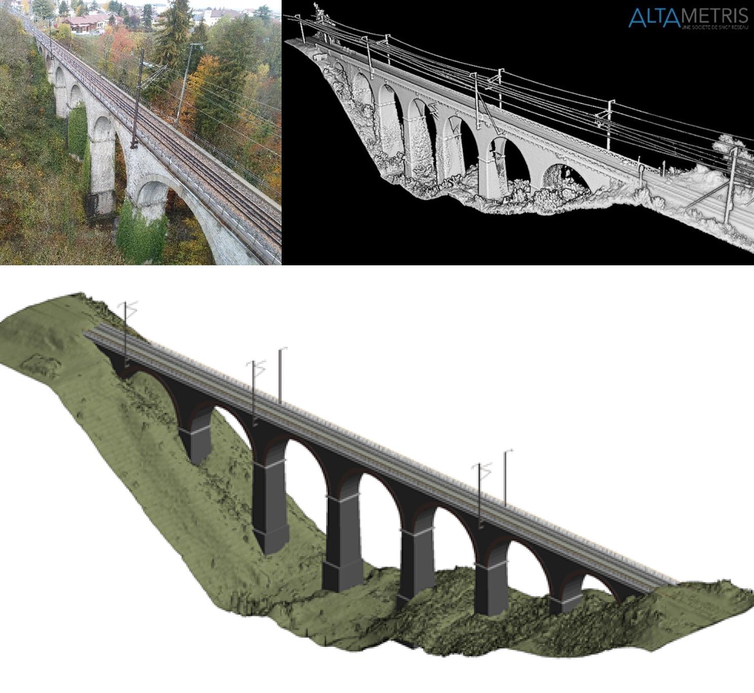 Modélisation 3D Altametris