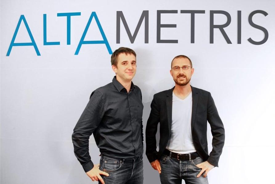 Nicolas Pollet and Flavien Viguier - Altametris