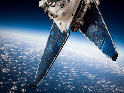 space-satellite-over-the-planet-earth-3Y7P5QV 1